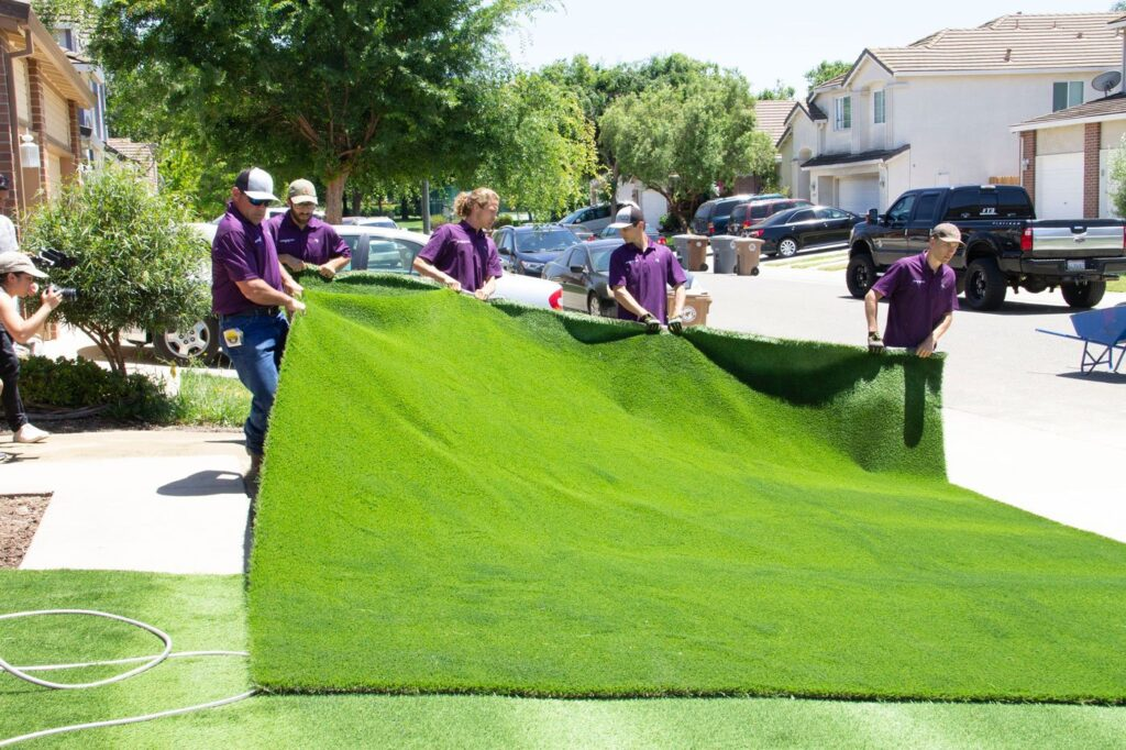 Ocala Safety Surfacing-Synthetic Grass